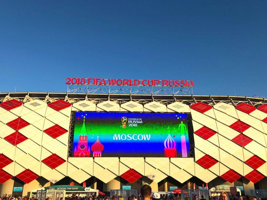 Spartak Stadium World Cup
